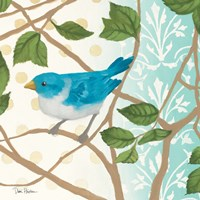 Summer Bird II Fine Art Print