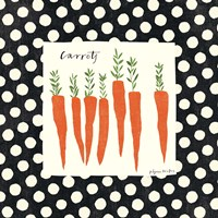 Simple Carrots SP Fine Art Print
