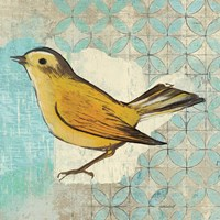Wilsons Warbler II Fine Art Print