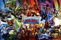 Skylanders Trap Team - Masters Wall Poster