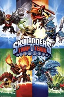 Skylanders Trap Team - Trap Wall Poster