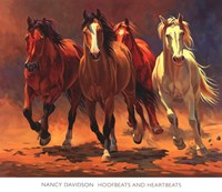 Hoofbeats and Heartbeats Fine Art Print