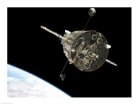 Hubble Space Telescope Fine Art Print