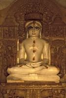 Hindu Statue, Rajasthan, India Fine Art Print