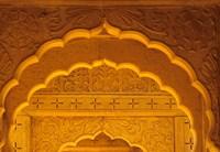Carved Sandstone Arches, Jaisalmer, Rajasthan, India Fine Art Print