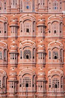 Hawa Mahal (Palace of Winds), Jaipur, Rajasthan, India Fine Art Print