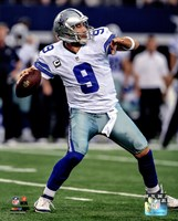 Tony Romo 2014 Action Fine Art Print