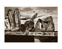 Big Foot Fine Art Print