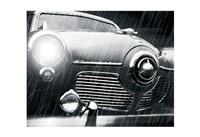 Studebaker Rain Fine Art Print