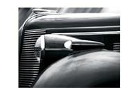 37' Buick Framed Print