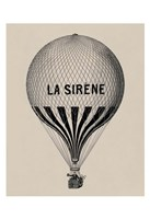 La Sirene Fine Art Print