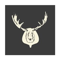 Harrison Moose Fine Art Print