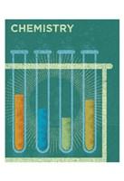 Chemistry Framed Print