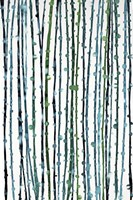 Aqua Vine Fine Art Print