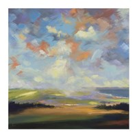 Sky and Land VI Fine Art Print