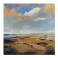Sky and Land I Fine Art Print