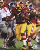 Alfred Morris 2014 Action Framed Print