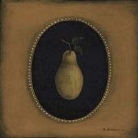 Pear 04 Fine Art Print