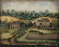Paxson Farm Fine Art Print