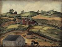 Grampa's House Fine Art Print