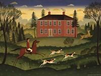 Hart Hunt Fine Art Print