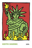 Statue of Liberty, 1986 Fine Art Print