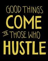 Hustle Fine Art Print