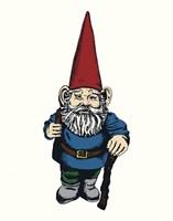Gnome Fine Art Print