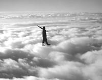 Walk in the Clouds Fine Art Print