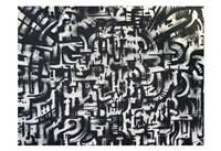 City Scape, 2011 Fine Art Print