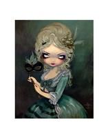 Marie Masquerade Fine Art Print