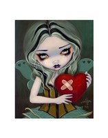 Mending a Broken Heart Fine Art Print