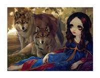 I Vampiril Lupi Fine Art Print