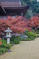 Okochi Sanso Villa, Sagano, Arashiyama, Kyoto, Japan Fine Art Print