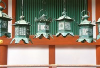Kasuga Lanterns, Kasuga Shrine, Nara, Japan Fine Art Print