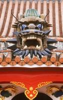Shuri Castle, Naha, Okinawa, Japan Fine Art Print
