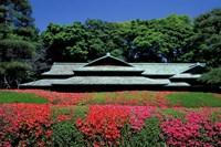 Imperial Palace, Tokyo, Japan Fine Art Print