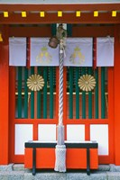Kumano Hayatama Shrine, Shingu, Wakayama, Japan Fine Art Print