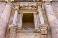 Ancient Jerash Gate, Amman, Jordan Fine Art Print