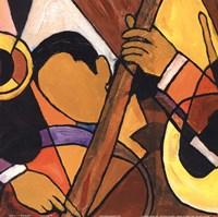 Nola Band II Fine Art Print