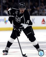 Anze Kopitar 2014-15 Action Fine Art Print