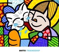 Friendship Fine Art Print