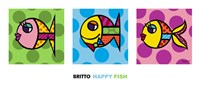 Happy Fish Fine Art Print