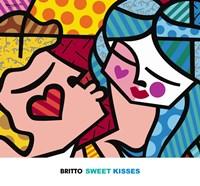 Sweet Kisses Fine Art Print