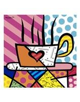 Latte Love Fine Art Print