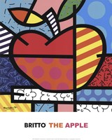 The Apple Fine Art Print