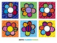 Flower Power Multi Fine Art Print