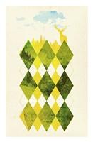 Elegant Forest Fine Art Print