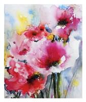Summer Poppies II Fine Art Print
