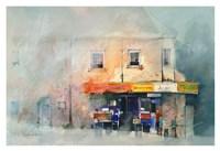 Corner Store Fine Art Print